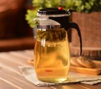 Glass jug 900 ml