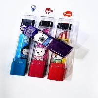 Rouge Pen Eraser 4 pcs