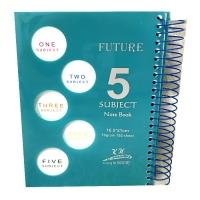 Sprunk notebook 200 sheets