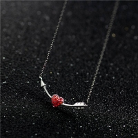 925 Sterling Silver Thin Necklace