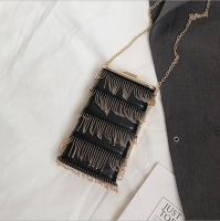 Women s handbag rectangular shape