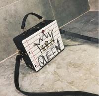 Women s handbag box contains beautiful drawings