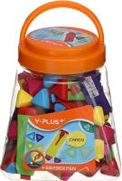 Candy eraser 36 pieces
