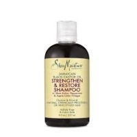 Shea Moisture Jamaican Black Castor Oil Strengthen   Restore Shampoo