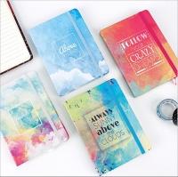 Colored sky notebooks