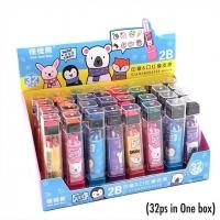 Rouge Pen Eraser 32 pieces