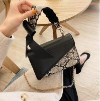 Women handbag with distinctive shape