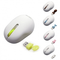 Mouse mini 2.4 GHz Wireless Mouse For PC Laptop