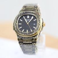 Geneve Men Watch - Bronze