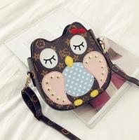 Women Handbag Owl Shape