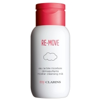 Makeup remover suitable for different skin types.