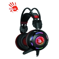 BLOODY HEADSET G300 BLACK-RED