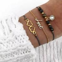 Bracelets Set  3 pieces