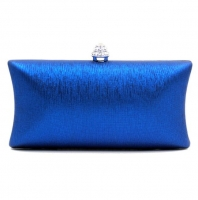 Women s handbag box small shiny cloth