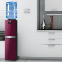 Vertical Water Dispenser 3 taps al hfidh mark DHA-78DSR