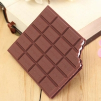 Chocolate notebook