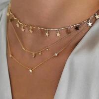 Women's necklace (2 pieces)