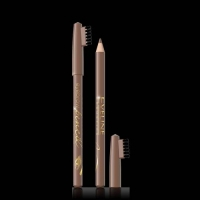 Eyebrow pencil with a light brown blonde Eveline brush
