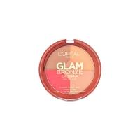 Glam bronze powder 02