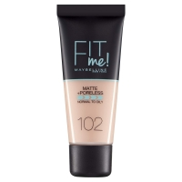 Fit Me Matte Foundation 102. 30 ml
