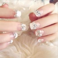 24 Piece lovely nails salon quality