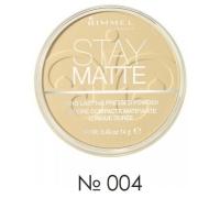 Stay Matte Powder 004