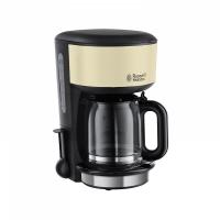 Classic Cream Coffee Maker