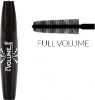 Quiz Full Volume Mascara Black 12 ml