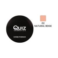 Quiz Powder No. 2 Natural Beige