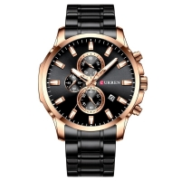 Curren Men Watch 8348