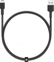 Aukey Cable MFi Lightning  1.2m CB-D16 Black