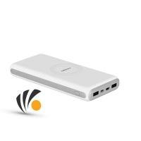 MoMax Wireless External Battery Pack 20000 mAh