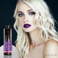AVON Advance Techniques Colour Correction Violet Shampoo - 400ml