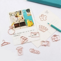 SAT metal clips for paper 12 pieces