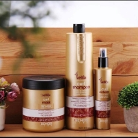 Honey   Argan Curly Curly Hair Set