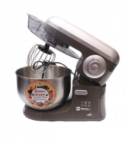 Sayona - Stand Mixer Stainless Steel 5.5L 700W