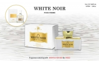 white noir pour femme