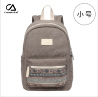 Women s Backpack Canvas Size 39   14   29cm