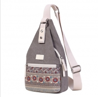 Small backpack canvas size 32   18   8cm