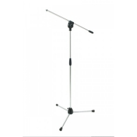 PROF. MICROPHONE STAND CHROME