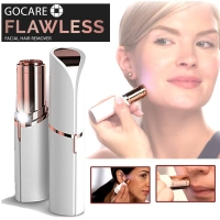 Flawless facial hair removal device