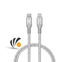 Momax Lightning To Type-C Cable 1.2 M