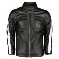 Men s leather j
