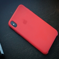 Apple iPhone XS MAX Silicone Case