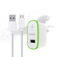 Universal 12W/2.4A Home Charger   Cable