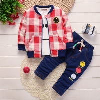 Set children from 2 to 5 years