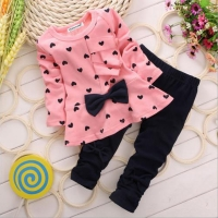 Children s pajamas from the age of 1 to 4 years