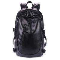 Men s leather backpack