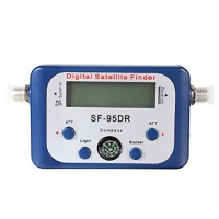 Digital Satellite Signal Finder