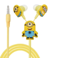Earphones for Kids in-Ear Minions